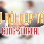 Cơ hội hợp tác cùng Sunreal