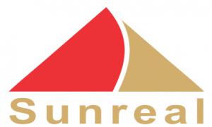 Logo công ty bất động sản Sunreal