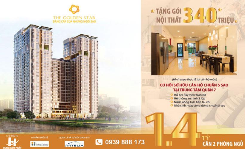 The Golden Star Quận 7 thành phố HCM