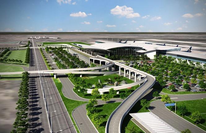 Sân bay Long Thành sẽ xây dựng trong năm 2019, hoạt động năm 2025